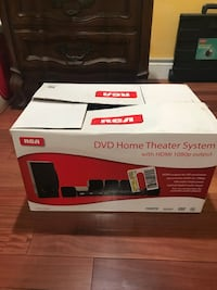 RCA dvr Home theater