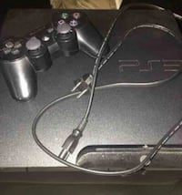 PS3 only just power cord no cables. Edinburg, 78541