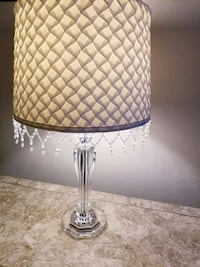 Pair of white table lamps Anaheim, 92805