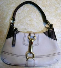 Authentic Leather Coach Handbag Beverly Hills, 34465