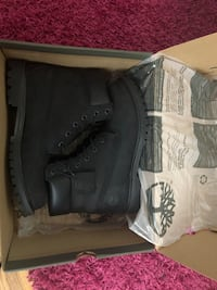 Black Timberlands Mississauga, L5L