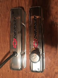 Valve Covers for 350 Chevy 50 mi