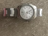 Belle Suisse stainless steel watch Holiday, 34690