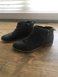 Women's real leather ankle boots size 9 Mount Juliet, 37122