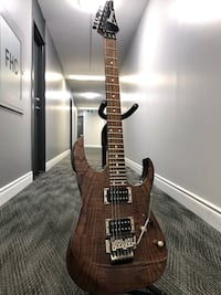 Ibanez RG320-FA Figured Ash w/ Case + More! Toronto, M6P 2J7