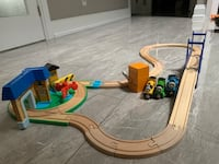 Thomas and friends wooden railway Vaughan, L4L 3Y7