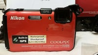 Coolpix AW 100 waterproof camera  Knoxville, 37914