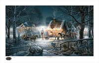 Terry Redlin Sweet Memories Print Lakeville, 55044