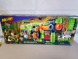 Nerf gun big box
