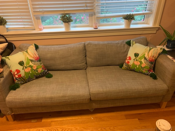 Couch and chair matching set!