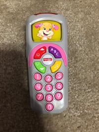 Fisher Price toy Remote