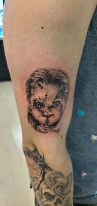 Lisenced Tattoo Artist  Las Vegas