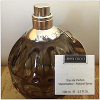 Jimmy CHoo perfume bottle  Montreal, H3G 1W7