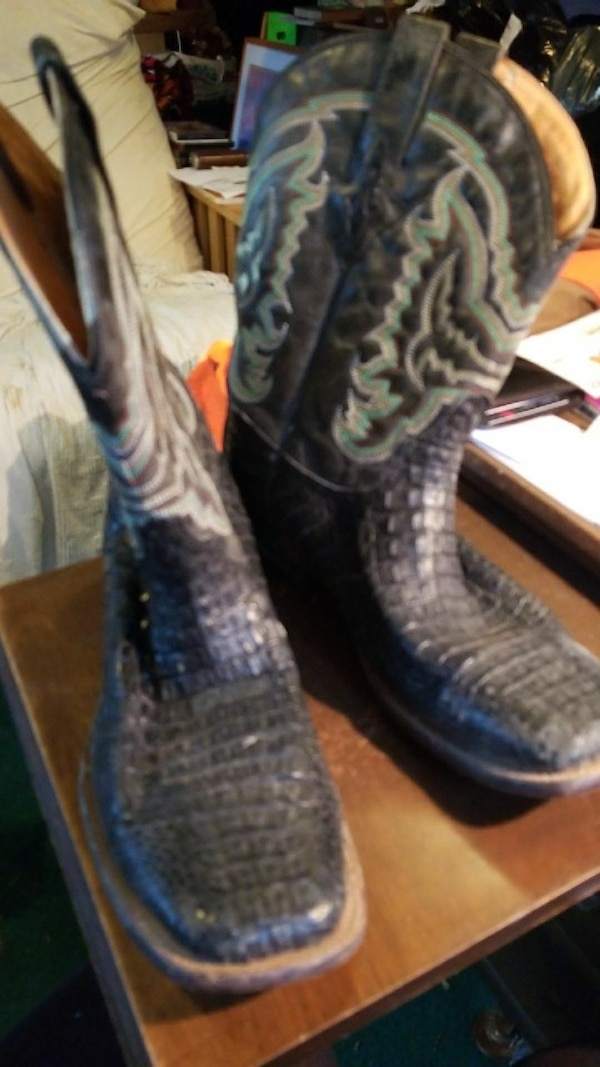 17ab29a3703 Resistol ranch boots