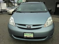 2007 Toyota Sienna LE Vancouver