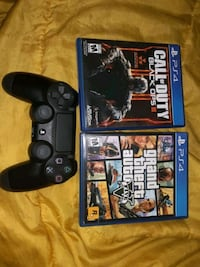 Ps4 Games and Controller Wichita, 67214