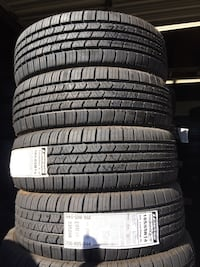 We Sell a full set of Four New Tires 185/65R14 LEMANS All season Beaumont, 92223