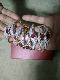 Ruby bangle  Brampton, L6S 4T2