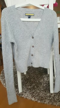 Aeropostale cropped cardigan/sweater/genser