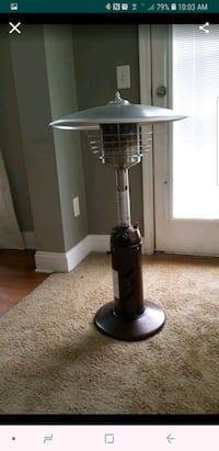 Table top propane heater Austell