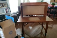 Desk with attachable top Davidson, 28036
