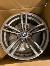 BMW M3 M4 Wheel 19 inches