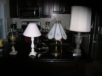Four (4) Table Lamps