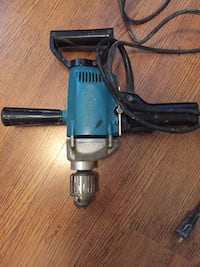 Makita corded power drill