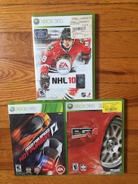Xbox 369 games 3 for $12 Mineola, 11501