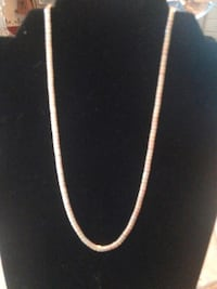 Beautiful Heavy 14k Gold Tri-Color Neckless Lake Elsinore, 92530