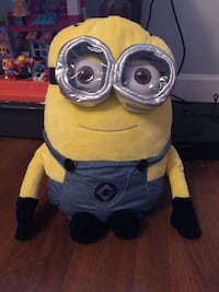 Large Minion Knoxville