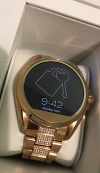 Michael Kors Smartwatch - Negotiable Winnipeg, R3E 0R9