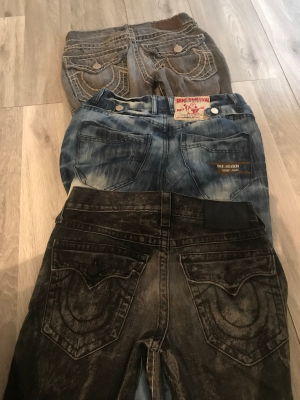 True Religion jeans for cheap 0