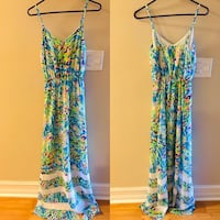 Lilly Pulitzer Maxi dress! Worn once! Delray Beach, 33445