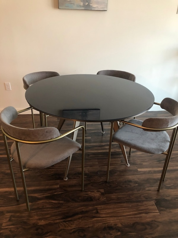 West Elm Round Dining Table Dining Room Ideas