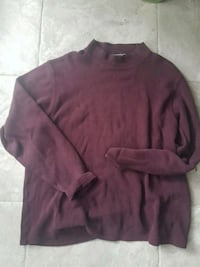 Tilley Endurables made in Canada Sweater Toronto, M1X 2E6