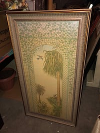Floral Painting Negotiable Laval, H7W 1P2