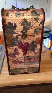 Wine box holds 2 bottles of wine Arnold, 63010