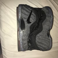 Foams Dark grey Fleece Size 12 DS