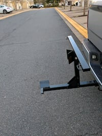Motorcycle hitch carrier Reston, 20190