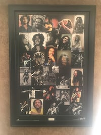 Bob Marley Wall Art 28x40 North Platte, 69101
