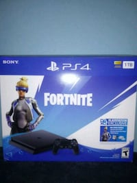 PS4 Jet Black HDR 1Terabyte Console