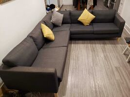 Great Sectional Couch in East Van