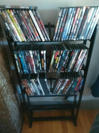 assorted DVD movie case collection Granby, J2G 4Y4