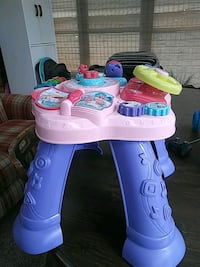 Baby VTech Learning Table