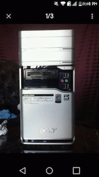 Acer Aspire Desktop Kitchener, N2G 1T9