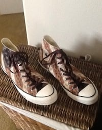 "Converse all star Chuck Taylor ""Americana"" like new size 11-1/2 Riverside, 92503"
