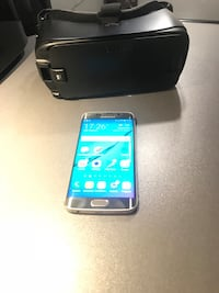 svart Samsung Galaxy android smartphone Stockholm