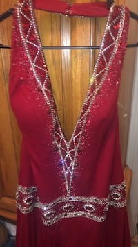 Prom dress only worn once Wilmington, 19805