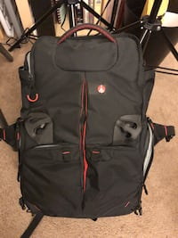 Manfrotto Camera Backpack Salt Lake City, 84111
